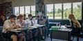 Mt Albert Grammar School, NZ - giao lưu với học sinh trường Hanoi-Amsterdam