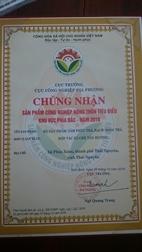 2 bộ sản phẩm Tâm Phúc Trà và Bạch Ngọc Trà được công nhận là sản phẩm công nghiệp nông thôn tiêu biểu khu vực phía Bắc năm 2016