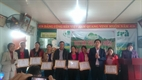 Đại hội thường niên HTX chè Tân Hương