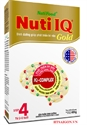 NUTI IQ GOLD 4 HỘP 400G