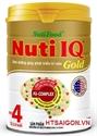 NUTI IQ GOLD 4 LON 900G