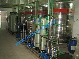 Hệ thống lọc cho sản xuất điện tử vi mạch, xi mạ