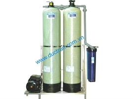 Hệ thống lọc nước sinh hoạt có bơm