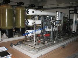 Hệ thống lọc nước uống RO-UV 10m3/h