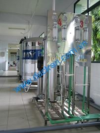 Hệ thống lọc nước cấp cho máy thận nhân tạo 4000 l.h