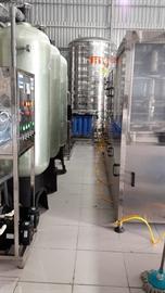 Hệ thống lọc nước đóng chai 3m3
