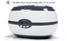 Máy rung siêu âm mini - Máy rửa siêu âm khử khí mini