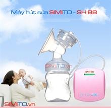 Máy hút sữa điện tự động SIMITO SH-88 công nghệ Nhật Bản