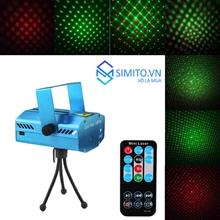 Máy chiếu sao Mini Laser Stage Light