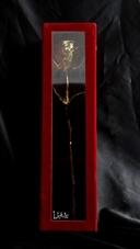Hoa Hồng Mạ Vàng 24K (Nhập Khẩu Ấn Độ) - 12 Inch