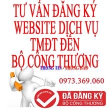 Dịch vụ đăng ký website cung cấp dịch vụ thương mại điện tử