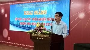Tập huấn đào tạo năm 2016 tại tỉnh Điện Biên
