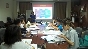 Khai giảng Khóa đào tạo nghiệp vụ xuất nhập khẩu và khai thác thị trường trực tuyến ECXNK01