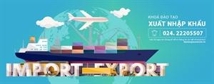 Tuyển sinh Khóa 02 về đào tạo nghiệp vụ xuất nhập khẩu và khai thác thi trường trực tuyến