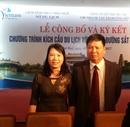 Đường sắt Việt Nam ký kết chương trình kích cầu du lịch năm 2017