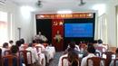 Hội nghị triển khai công tác khuyến công năm 2017.