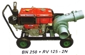Máy bơm BN250+RV125-2N