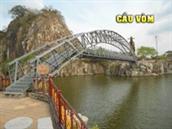 Cầu Vòm - huyện Thoại Sơn - An Giang