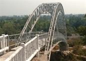 Cầu Lòng Hồ - huyện Thoại Sơn - An Giang