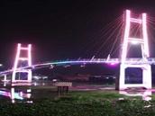 Cầu dây văng - Bình Phong Thạnh - tỉnh Long An