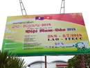 Hội chợ Việt Nam - Lào năm 2018