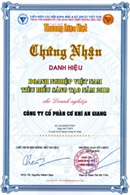 DN Việt Nam Tiêu Biểu Sáng Tạo Năm 2019