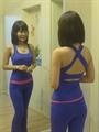 Áo tập yoga/gym/zumba 6809