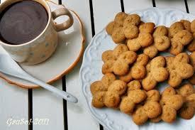 Khéo tay hay làm với món bánh quy cà phê