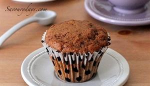 Bánh muffin cà phê chocolate siêu ngon