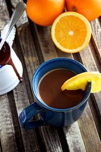 Biến tấu cà phê Cam cho tín đồ nghiện cà phê