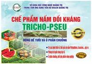 Chế phẩm nấm đối kháng Tricho – Pseu
