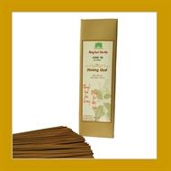 Nhang Sạch Thảo Mộc Hương Quế 40cm - Không Hóa Chất Độc Hại