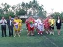 Đội bóng DMC – Miền Trung vô địch cup vietinbank 2012