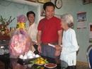 DMC – Miền Trung thăm, tặng quà Mẹ Việt Nam anh hùng và những gia đình có hoàn cảnh khó khăn, neo đơn nhân dịp Tết Quý Tỵ, năm 2013