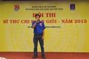 Bí thư Chi đoàn DMC –Miền Trung tham gia Hội thi Bí thư Chi đoàn Giỏi Cấp Tập Đoàn