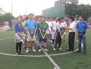 Chi Đoàn Thanh niên DMC - Miền trung tổ chức thi đấu giao hữu bóng đá