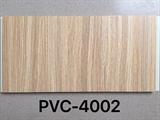 Tấm ốp trần ,tường PVC 4002 (40X300)cm