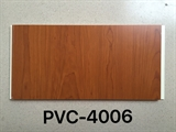 Tấm ốp trần ,tường PVC 4006 (40X300)cm