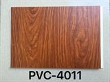 Tấm ốp trần ,tường PVC 4011 (40X300)cm