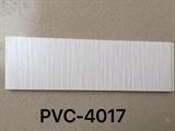 Tấm nhựa ốp trần ,tường PVC 4017 (40X300)cm