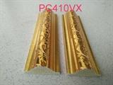 Phào chỉ PS 410 Vàng xước (4.0 X 1.8)cm