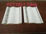 PCT 100-1 Trắng (10.5 x 1.6)