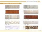 Báo giá vật liệu ốp tường, giá tấm nhựa ốp tường, mẫu nhựa ốp tường