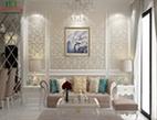 vật liệu ốp tường phòng khách có nên sử dụng tấm ốp tường nhựa không