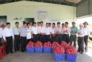Học tập mô hình xông thanh long bằng đèn compact tại tỉnh Bình Thuận