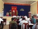 Đại hội thường niên Quỹ tín dụng nhân dân Hậu Thạnh Đông