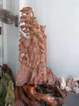 ông thọ gỗ Bách Xanh
