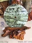 Đồng Điếu Phong Thủy Ngọc Serpentine