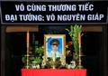 Thông báo chính thức thời gian viếng Đại tướng Võ Nguyên Giáp
