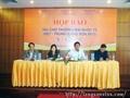 Họp báo Hội chợ Thương mại quốc tế Việt - Trung (Lạng Sơn 2013)